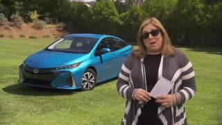 2017 Toyota Prius Prime Review | VroomGirls