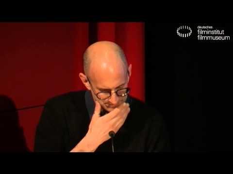 """""""Kreisen um die Idee von Jean Harlow"""" - Lecture von Marc Siegel, Teil 1"""