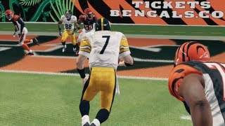 UNBELIEVABLE FINISH Major Heartstopping DRAMA! - Madden 25 Online Gameplay (Steelers vs Bengals)