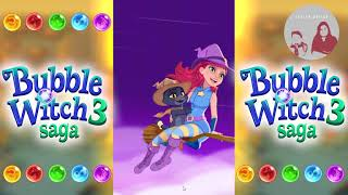 Bubble Witch Saga 3 - Level 1 - 10 Gameplay screenshot 3