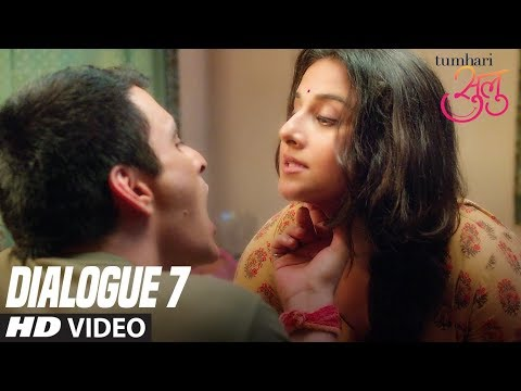 Tumhari Sulu   Dialogue Promo 7: Sexy Hai Na   Vidya Balan