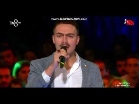 O Ses Türkiye  TahaSait Ziya  MUHTEMEL AŞK 2017