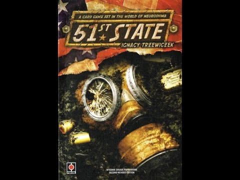 Play through of 51st state