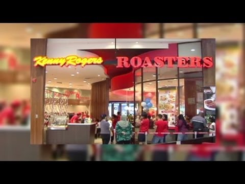 Why Kenny Rogers is a hit in Asia