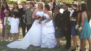 Sharon & Eli's Rainbow Themed Wedding