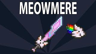 Poradnik Terraria 1.3 - Meowmere - Najlepszy miecz
