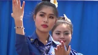 บดฟ้อนเพลงลาวเพราะ | เพลงจำปาเมืองลาว - LAOS SONG 2017 - เพลงเสบสดลาว