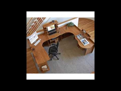 Bed-Frame, Office Desk and Office Cubicle Assembly in Omaha