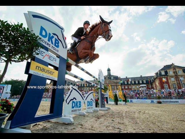 Marcus Ehning -  Pret a Tout - DKB-Riders Tour 2016