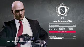 HITMAN™ 2 escalation  The O''Leary Conflagration silent assassin