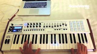 Martin Solveig & GTA - Intoxicated (Tuto Piano)