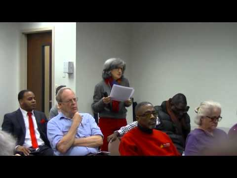 New Jersey State Parole Board Annual Public Meeting