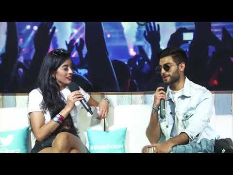 Zaeden speaks to Elixir Nahar at Vh1 Supersonic 2018