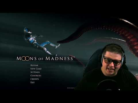 The Game Is Just Starting!!! WTH! Moons of Madness! |