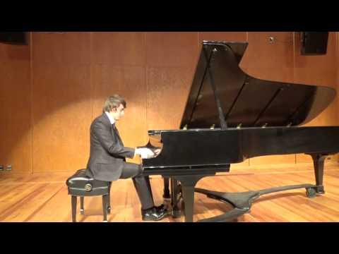 F. Chopin Nocturne in D-flat major, Op. 27 No. 2 (Josh Wright)