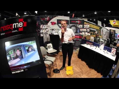 Resqme Automobile Rescue System with Ken Day of the Weekend Handyman