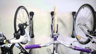 Steadyrack Bike Rack Features
