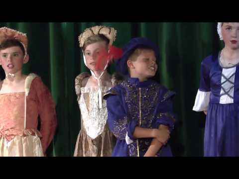 Stanley Primary School - Shakespeare Rocks - Year 6, 2014