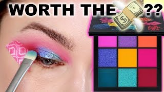 HUDA BEAUTY OBSESSIONS PALETTE REVIEW! WORTH IT!? | Beauty Banter