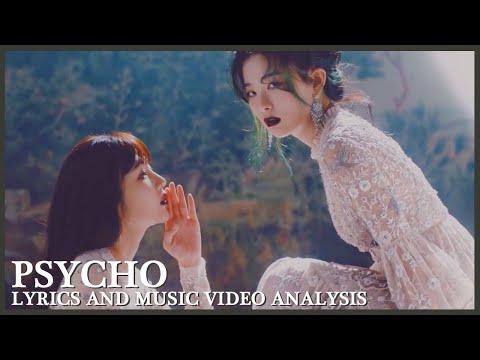 RED VELVET PSYCHO Meaning Explained PART 1: Lyrics and MV Breakdown and Analysis