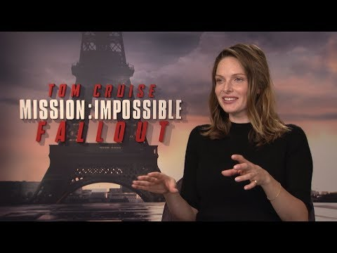 Rebecca Ferguson Was Pregnant While Filming 'Mission: Impossible - Fallout'