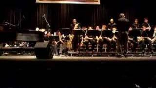 VC Gr 12 Jazz band performance part 1/3 - Just Chattin