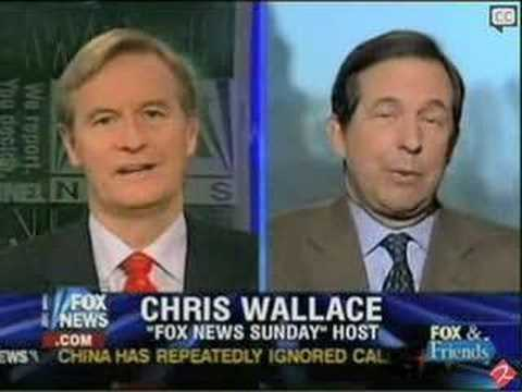 Giving Steve Doocy the Obama Treatment.