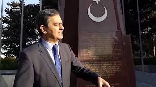 Müxalifət partiyaları türk əsgərlərinin abidəsini ziyarət etdilər