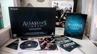 Распаковка Антологии Assassin's Creed Anthology Unboxing (PC)
