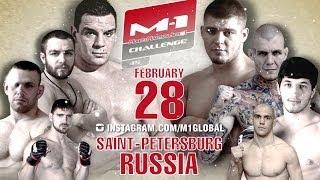 M-1 Challenge 45, Smoldarev vs. Delija, 28th February, Saint-Petersburg