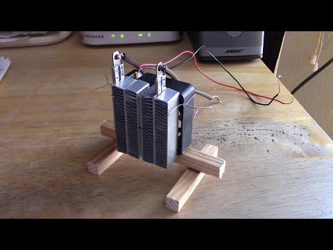 DIY Ceramic Space Heater! - New/Improved! - Temps 140F(60C)! - On/Off-Grid! 12V/6a - Works in a Car!