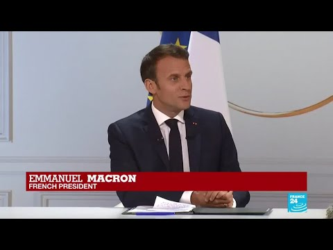 REPLAY - Watch French president Emmanuel Macron full press conference