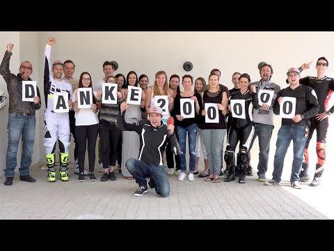 Danke! 200.000 Abonnenten!
