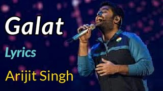 Haan Main Galat---Love Aaj Kal/Pritam/Arijit singh/Shashwat.....