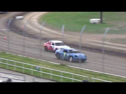 Grays Harbor Raceway, May 18, 2019, Outlaw Tuners Heat Race