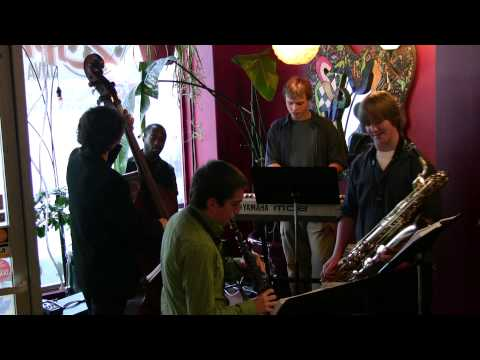 Live at Zippy's, Cantaloupe Island, performed by Patchwork Jazz
