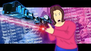 Angry Mom Hits A DANK TRICKSHOT on Call of Duty! | Best In Class