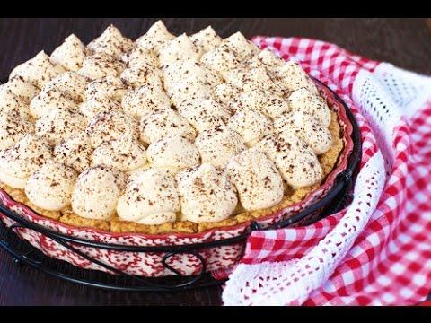 Пирог с бананами Баноффи Пай