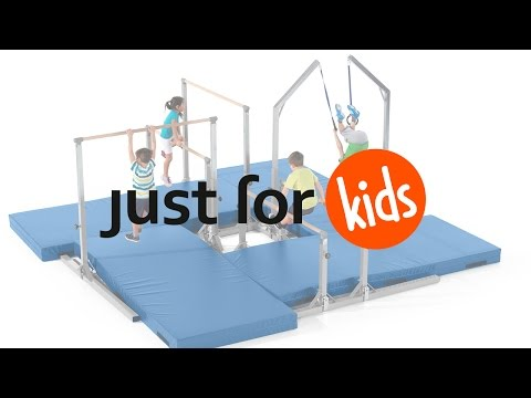"Video: Spieth® ""Just for Kids"" Four-Station Frame"