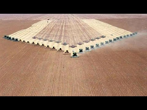 World Incredible Modern Agricultural Equipment and Machinery | Modern Technology Farming Skill