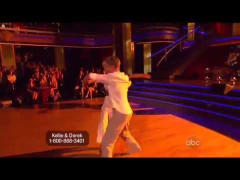 Kellie Pickler And Derek Hough - Rumba - Week 4