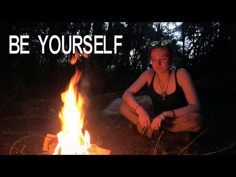 Campfire Chat - BE YOURSELF