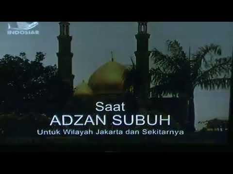 Adzan Subuh H Muammar ZA Di Radio RRI Th.90-an - Adzan Subuh Indosiar tahun 2011