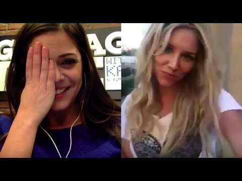 Charissa Thompson, Episode 4: The Garbage Time Podcast with Katie Nolan