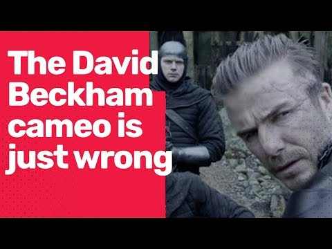 Everything That's Wrong with David Beckham's King Arthur Cameo (It's Not What You Think)
