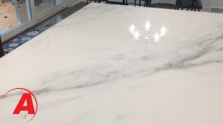 Amazing Clear Cast- Marble Countertop