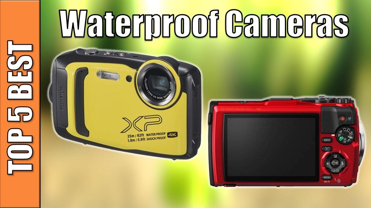 5 Best Waterproof Cameras 2020 | Waterproof Cameras Reviews