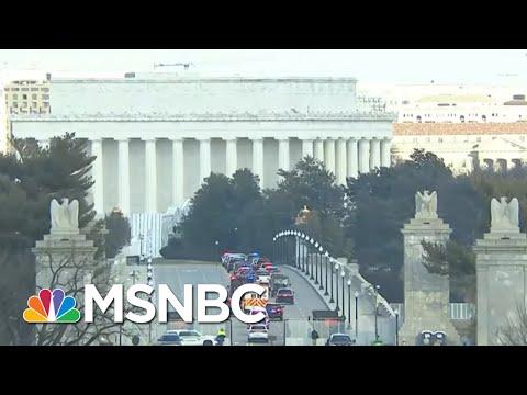 Klobuchar: 'We Basically Stood Up To The Bullies' With Inauguration | MSNBC