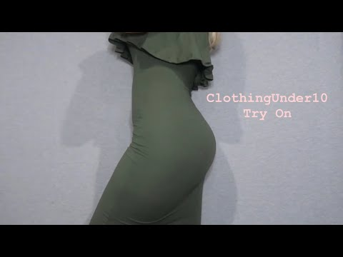 clothing-try-on-haul-/-bodycon-dresses-&-rompers-/-clothingunder10