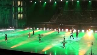 Шоу Авербуха в Олимпийском ледовом дворце Сочи Адлер июль 2014